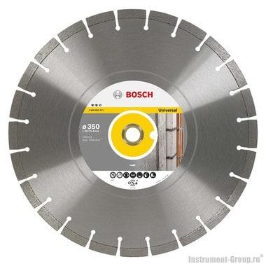 Алмазный диск Expert for Universal (350x20/25,4 мм) Bosch 2608602571