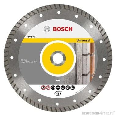 Алмазный диск Expert for Universal Turbo (300x22,23 мм) Bosch 2608602695