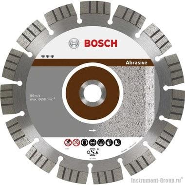 Алмазный диск Best for Abrasive (180x22,23 мм) Bosch 2608602682