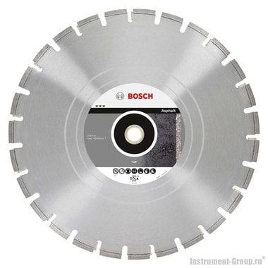 Алмазный диск Best for Asphalt (350x25,4/30 мм) Bosch 2608602516