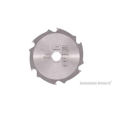 Диск пильный AEG 4932352534 (127х20х1.8 мм; 6 зуб; для ЦСП,гипсокартон)