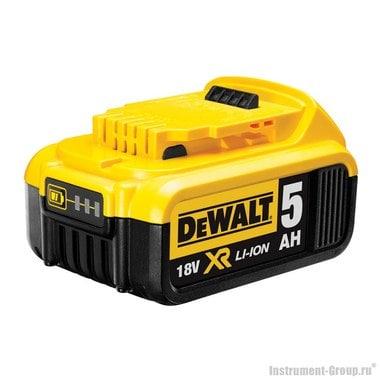 Аккумулятор DeWalt DCB 184 (18 В; 5 Ач; Li-Ion; XR-серия)