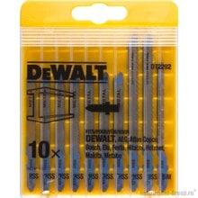 Набор пилок по металлу 10 шт. DeWalt DT 2292