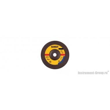Диск шлифовальный по металлу DeWalt DT 3432 (230х22.2х7 мм)