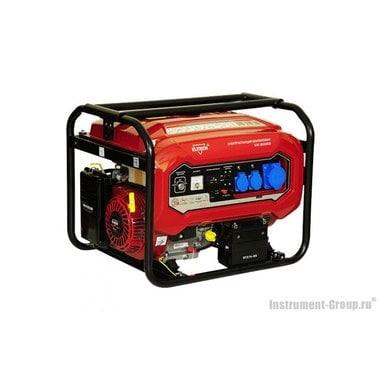 Генератор бензиновый Elitech БЭС 8000ЕМ