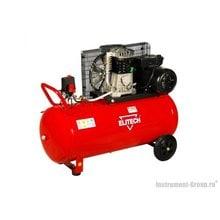 Ременной компрессор Elitech КР100/AB515/3Т