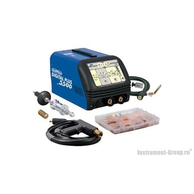 Аппарат точечной сварки BlueWeld DIGITAL PLUS 5500