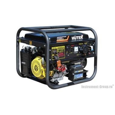 Генератор бензиновый с автозапускам Huter DY8000LXA