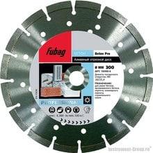 Алмазный диск Beton Pro (115x22.2 мм) Fubag 10115-3
