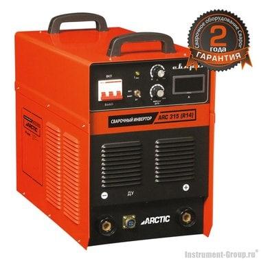 Сварочный инвертор 380 В Сварог ARCTIC ARC 315 (R14)