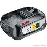 Аккумулятор Bosch PBA 18 W-B 1600A005B0 (18 В; 2,5 Ач; Li-Ion)