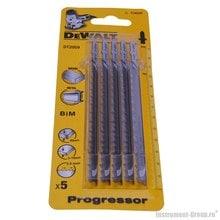 Пилки для лобзика 5шт. DeWalt DT 2059