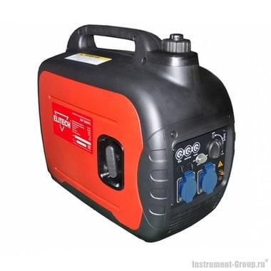 Бензиновый генератор инверторного типа Elitech БИГ 2000ТС
