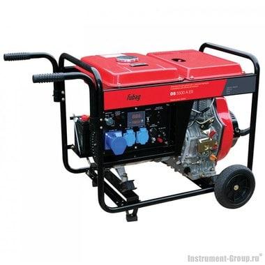 Дизельный генератор Fubag DS 5500 А ES