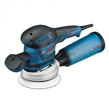 Эксцентриковая шлифмашина Bosch GEX 125-150 AVE (0.601.37B.102)