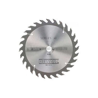 Диск пильный DeWalt DT 4033 (190х30х1.8 мм; 28 зуб; по дереву)