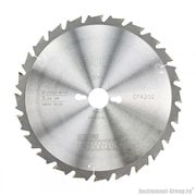Диск пильный DeWalt DT 4202 (250х30х1.8 мм; 24 зуба; для рад-конс пил; по дереву)