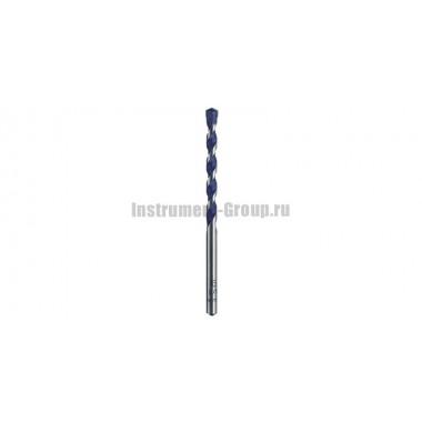 Сверло по бетону Bosch 2.608.597.719 (SilverPercussion, 8х80х120 мм,10 шт, хв-цилиндр, ударопрочное)