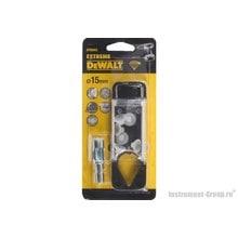 Сверло для плитки 15 мм с системой подачи воды DeWalt DT 6043