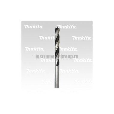 Сверло по дереву Makita D-07032 (4x45х75 мм;хв-цилиндр, острие центрирующее)