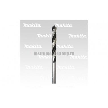 Сверло по дереву Makita D-07135 (18x170х200 мм;хв-цилиндр, острие центрирующее)