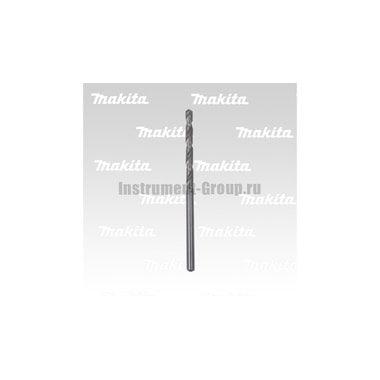 Сверло по металлу Makita D-09678 (2.5х30х57мм,1шт,хв-цилиндр)