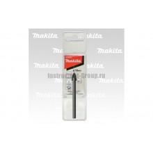 Сверло по стеклу Makita D-25161 (10х80 мм; хв-цилиндр, острие конус)