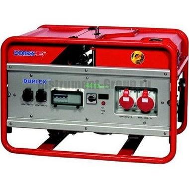 Генератор бензиновый ENDRESS ESE 1506 DSG-GT ES Duplex (113159)