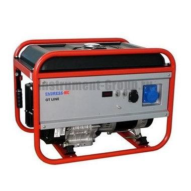 Генератор бензиновый ENDRESS ESE 606 DRS-GT (112203)