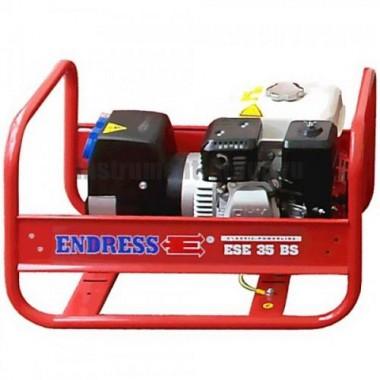 Генератор бензиновый ENDRESS ESE 35 BS profi (230011)