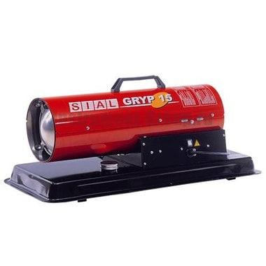 Дизельная тепловая пушка прямого нагрева Sial Gryp 15 M