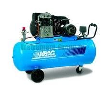 Масляный двухступенчатый ременной компрессор ABAC B4900 200CT