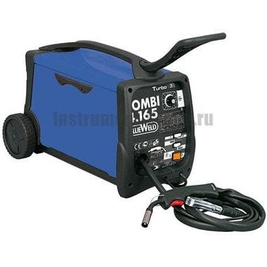 Сварочный аппарат (полуавтомат) BlueWeld Combi 4.165