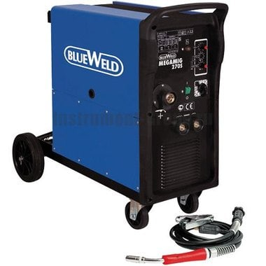 Сварочный полуавтомат BlueWeld Megamig 270S