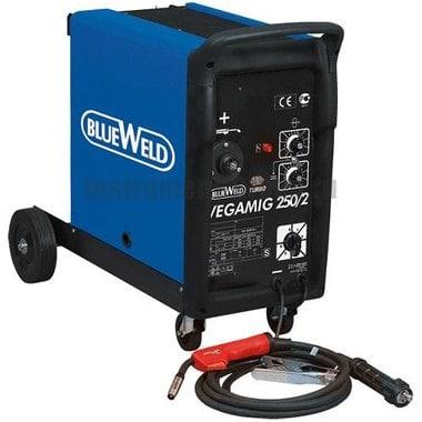 Сварочный полуавтомат BlueWeld Vegamig 250/2 Turbo