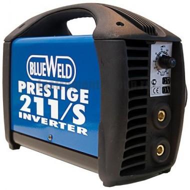 Сварочный инвертор BlueWeld Prestige 211/S в кейсе + набор принадлежностей