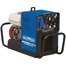 Инверторный сварочный генератор BlueWeld Motoweld 174 CE