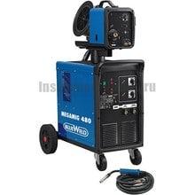 Сварочный полуавтомат BlueWeld Megamig 480