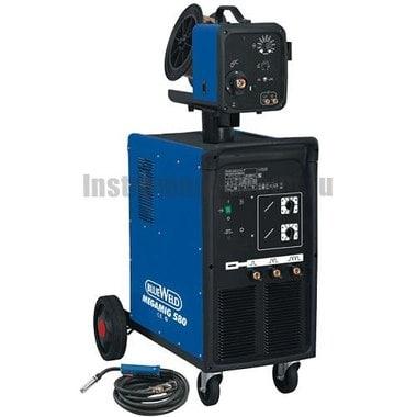 Сварочный полуавтомат BlueWeld Megamig 580