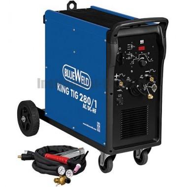 Выпрямитель аргонодуговой сварки BlueWeld KING TIG 280/1 AC/DC-HF/Lift
