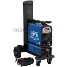 Сварочный инвертор BlueWeld BEST TIG 422 AC/DC HF/Lift R.A. + аксессуары 802637 + блок охлаждения 80