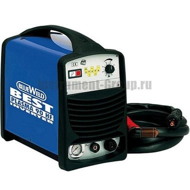 Аппарат плазменной резки BlueWeld Best Plasma 90 HF + набор аксессуаров 802026