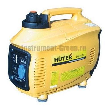 Бензиновый генератор инверторного типа Huter DN 2100
