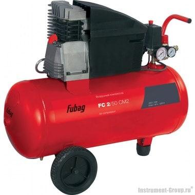 Масляный коаксиальный компрессор Fubag FC 2/50 CM2