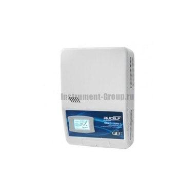 Стабилизатор напряжения однофазный цифровой Rucelf SRW II-12000-L (настенный)