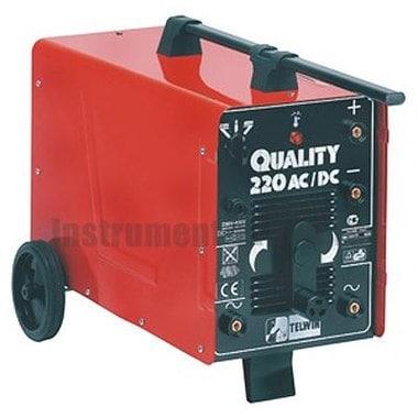 Сварочный выпрямитель переменного/постоянного тока TELWIN QUALITY 220 AC/DC