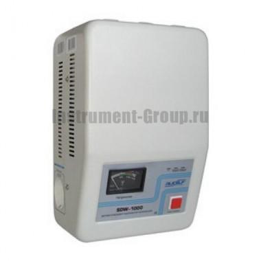 Стабилизатор напряжения однофазный электромеханический Rucelf SDW-1000-D (настенный)