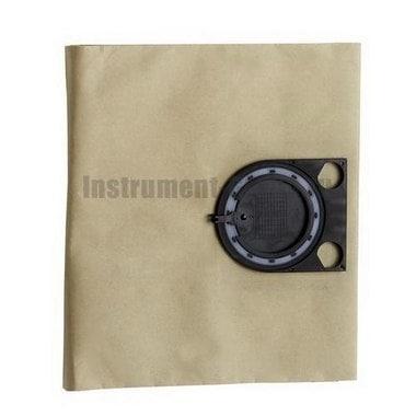 Пылесборник бумажный (мешки) BOSCH 2.605.411.163 (5шт, для пылесоса GAS50/50М)