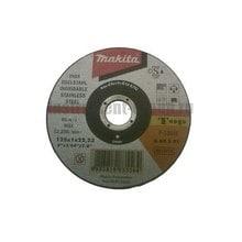 Диск отрезной по нержавеющей стали Makita P-53045 (125х22.2х1 мм)