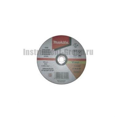 Диск отрезной по нержавеющей стали Makita P-53051 (125х22.2х1.6 мм)